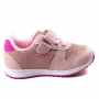 Tenis Bebê Feminino Botinho - Rosa bb/pink