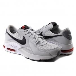 Tênis Masculino Air Max Excee Nike - Grey fog/black-white-track red