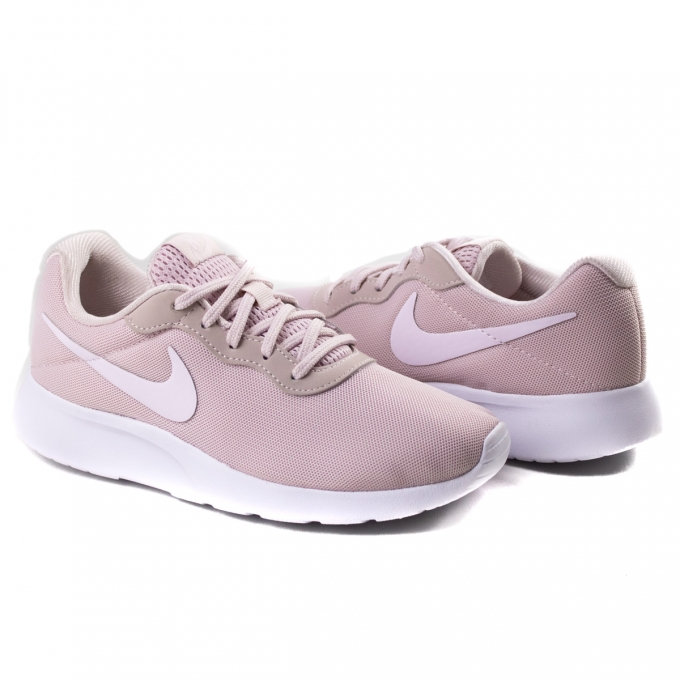 Tênis Feminino Tanjun Nike - Barely rose/light violet-white