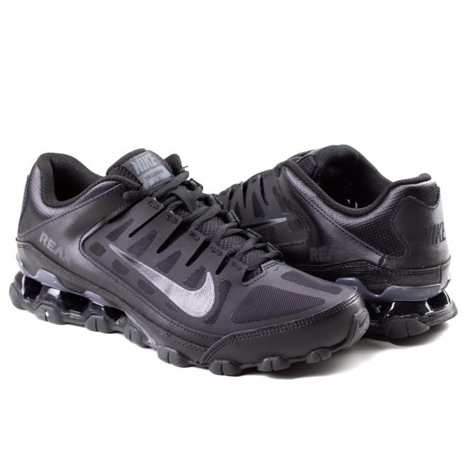 Tênis Masculino Reax 8 Tr Nike - Black/black-anthracite