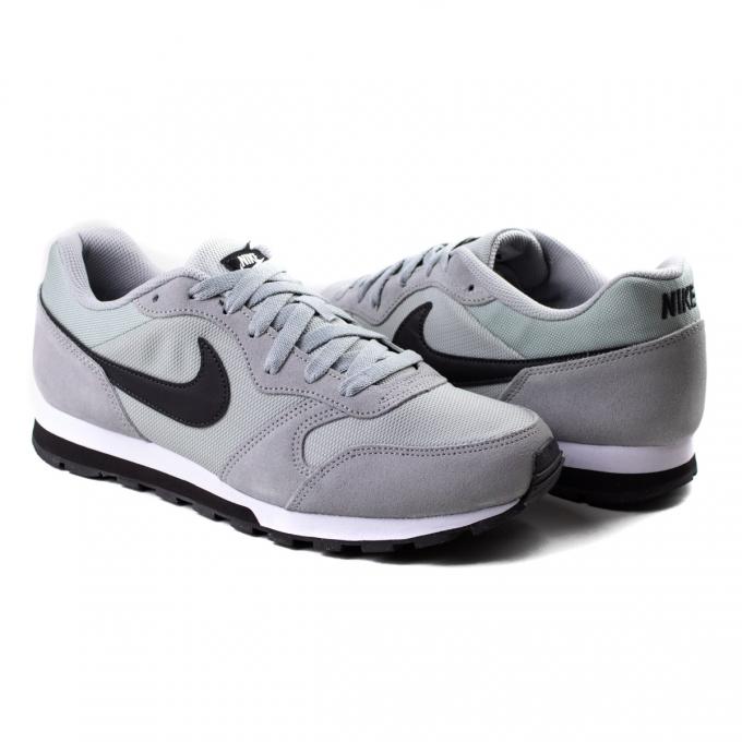 Tênis Masculino MD Runner 2 Nike - Black/white-anthracite
