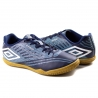 Tênis Indoor Infantil Speed IV JR Umbro - Marinho/azul