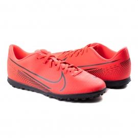 Chuteira Society Mercurial Vapor 13 Nike - Crimson/black-laser crimson