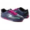 Tênis Indoor Infantil Recreio IV Topper - Petroleo/verde/pink