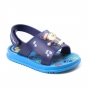Sandália Baby Mundo Bita Grendene - Azul/azul