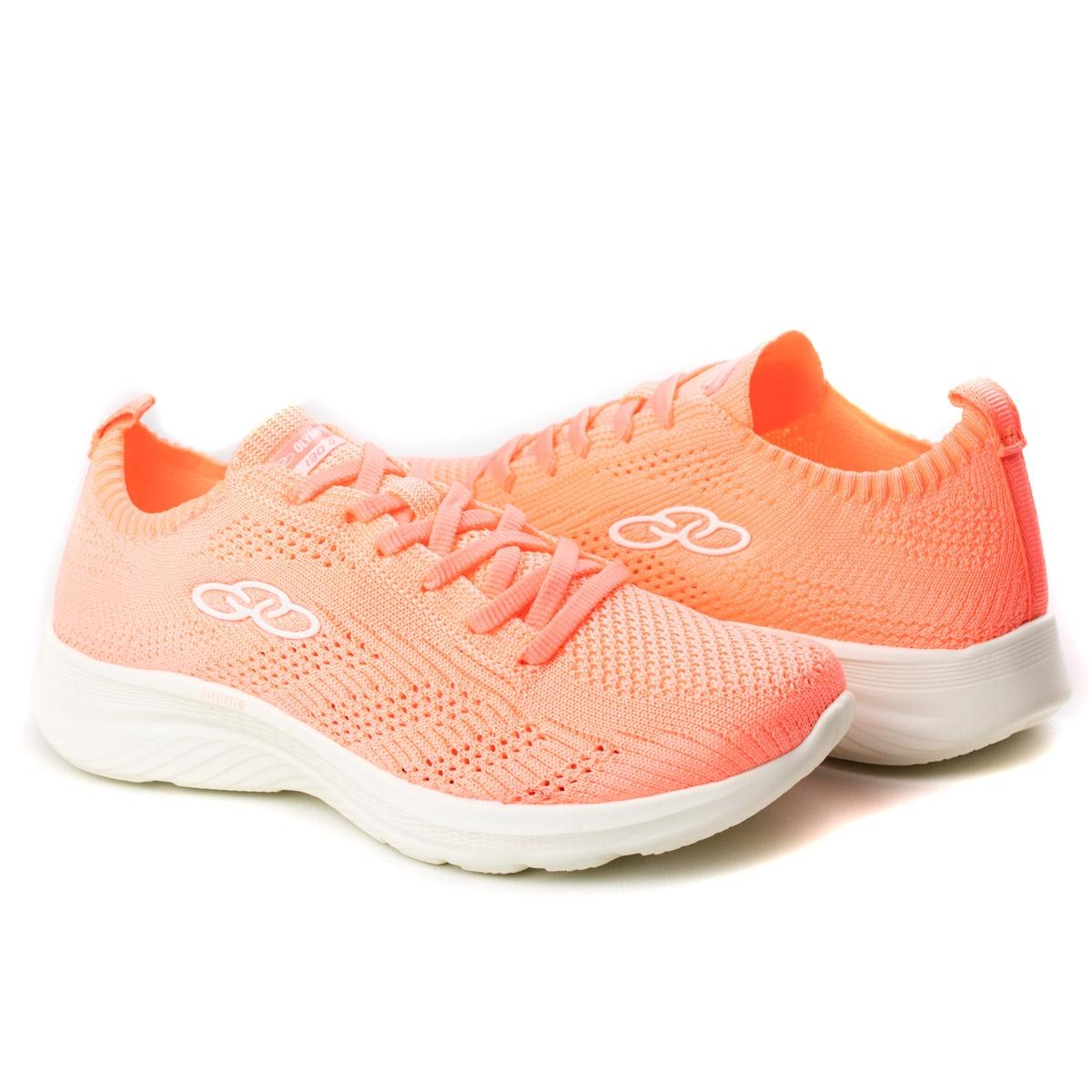 Tênis Ultraleve Feminino Olympikus - Coral