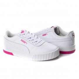 Tênis Carina Feminino Puma - Branco/pink