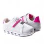 Tênis Bebê Sneaker Luz Pampili - Branco/pink