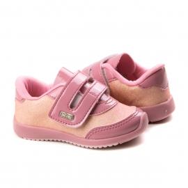Tênis Bebê Collors Feminino Kidy - Rose