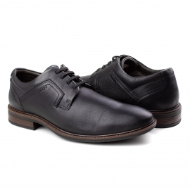 Sapato Clear Masculino Ferracini - Preto