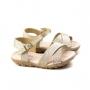 Sandália Glitter Baby Feminino Molekinha - Dourado