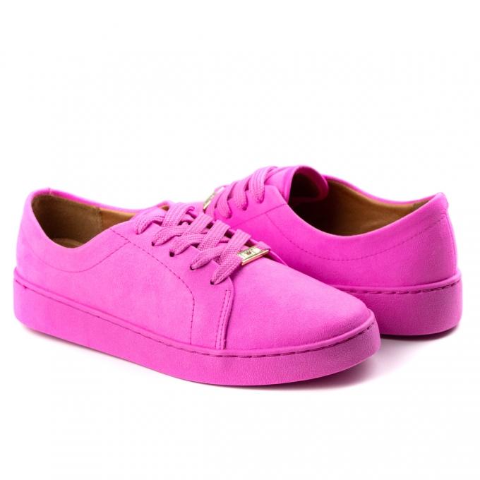 Tênis Casual Feminino Vizzano - Pink