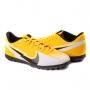 Chuteira Society Mercurial Vapor 13 Masculina Nike - Orange/black-white-laser
