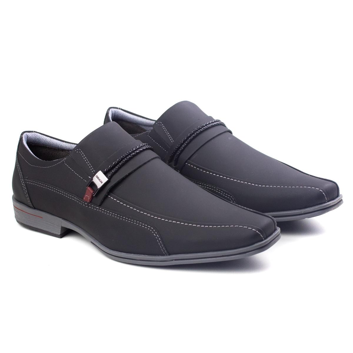 Sapato Veratti Calce Masculino Ferracini - Preto