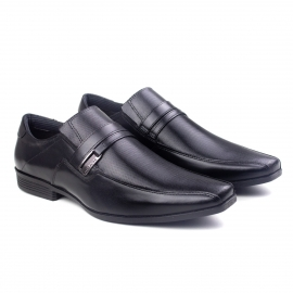 Sapato Liverpool Calcar Masculino Ferracini - Preto