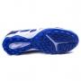 Chuteira Society Topfly Speed Masculina Dray - Azul/branco