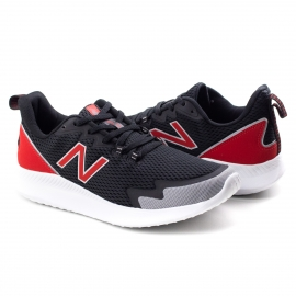 Tênis Ryval Masculino New Balance - Preto/vermelho