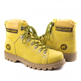 Bota Worker Classic Masculina West Coast