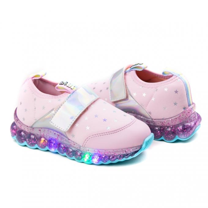 Tênis Roller Celebartion Infantil Feminino Bibi - Sugar/estrela