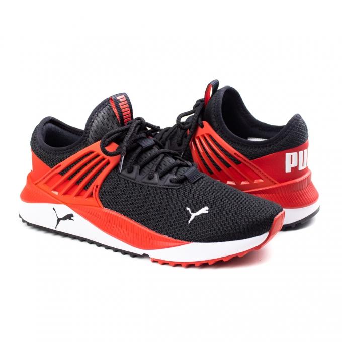 Tênis Pacer Future Masculino Puma - Preto/vermelho