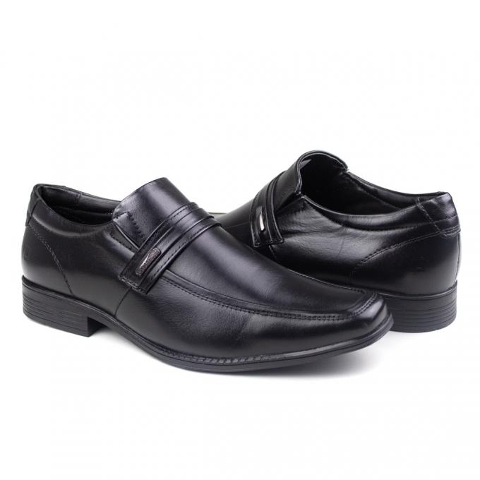 Sapato Duke Calcar Masculino Pipper - Preto