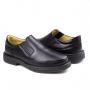 Sapato Fullness Calcar Masculino Pipper - Preto