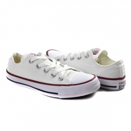 Tênis Core Ox Unissex All Star Converse - Branco