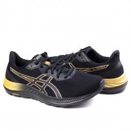 Tênis Masculino Asics Gel Excite 8 Asics - Preto/dourado