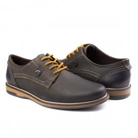 SapatoMasculino Pegada Esporte Pegada - Cravo