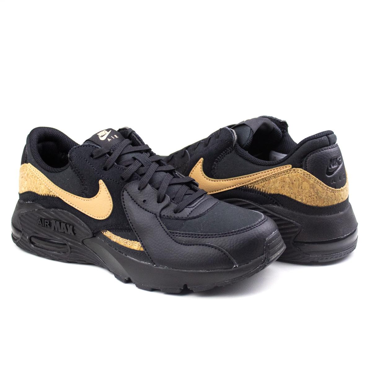 Tênis Masculino Nike Air Max Excee MTZ Nike - Black/praline-multi-color