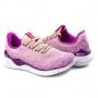 Tênis Feminino Actvitta Jogging - Multi lilas/rosa