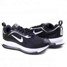 Tênis Masculino Nike Air Max AP - Black/white-black-bright crims