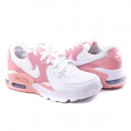 Tênis Feminino Nike Air Max Excee - Pink glaze/white-mtlc platinum