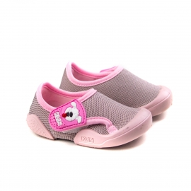 Tênis Feminino Bebê New Confort - Rosa bb