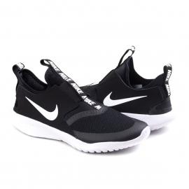 Tênis Nike Juvenil Flex Runner - Black/white