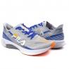 Tênis Masculino Fila KR5 - Prata/azul/laranja