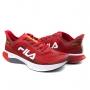 Tênis Masculino Fila KR5 - Vermelho/branco/preto