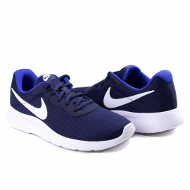 Tênis Tanjun Masculino Nike - Midnight navy/white-game royal