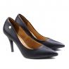 Sapato Feminino Vizzano Scarpin Pelica - Preto
