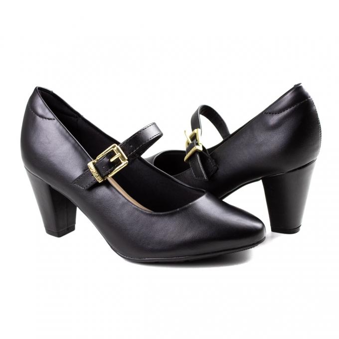 Sapato Boneca Feminino Modare - Preto