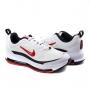 Tênis Masculino Nike Air Max AP - White/university red-black