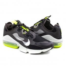 Tênis Masculino Nike Air Max Infinity 2 - Black/metallic silver-brown