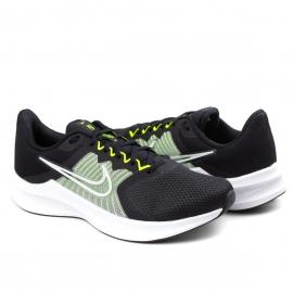 Tênis Masculino Nike Downshifter 11 - Black/photon dust-volt-white