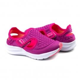 Tênis Infantil Feminino Kidy Energy - Pink