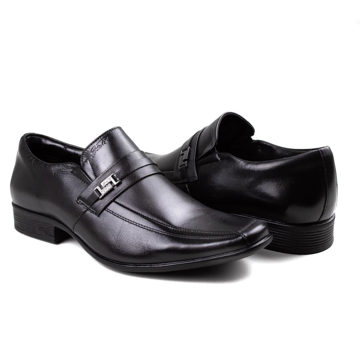 Sapato Masculino Jota Pe - Preto
